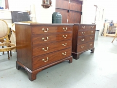Chest of drawers fully restored
